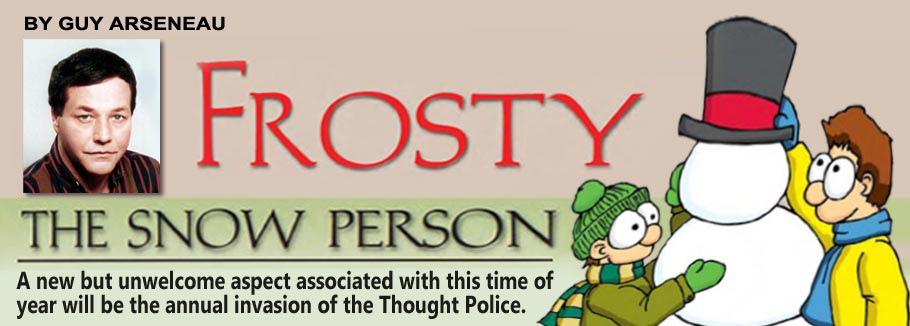 The Invasion of the Thought Police